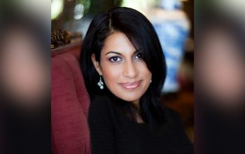 Head shot of Shilpi Somaya Gowda '92