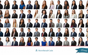 Morehead-Cain Class of 2023